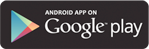 Logo Decarga APP Google Play Mitja Marató Internacional Vila de Santa Pola